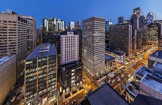 Side By Side Kühlschrank Conrad : Hotel conrad chicago chicago